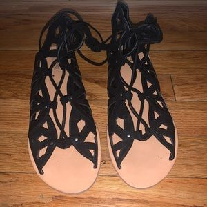 NWOT Mossimo & Co. Sandals 8 1/2
